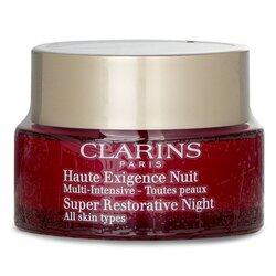 Clarins Super Restorative Night Age Spot Correcting Replenishing Cream  50ml/1.6oz