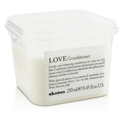 Davines Love Lovely Curl Enchancing Hoitoaine (Taipuisille tai Kiharille Hiuksille)  250ml/8.45oz