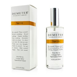 Demeter Tiger Lily Cologne Spray  120ml/4oz