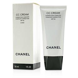 Chanel Korekční krém CC Cream Complete Correction SPF 50/PA++++ # 30 Beige  30ml/1oz