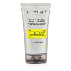 לאוקסיטן Cedrat Pure Cleanser- תכשיר ניקוי טהור אתרוג  150ml/5.1oz