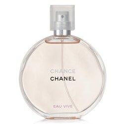 Chanel Chance Eau Vive Eau De Toilette Spray  100ml/3.4oz
