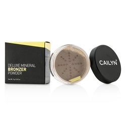 Cailyn Deluxe Mineral Bronzer Powder - #04 Berry With Gold  9g/0.32oz