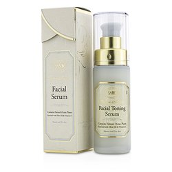 Sabon Facial Toning Serum - Ocean Secrets (For Mature & Dry Skin)  30ml/1.02oz