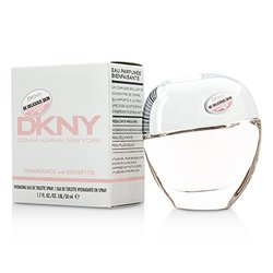 DKNY Be Delicious Skin Fresh Blossom Hydrating Eau De Toilette Spray  50ml/1.7oz