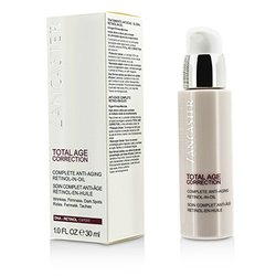 Lancaster Total Age Correction Complete Anti-Aging Retinol-In-Oil  30ml/1oz