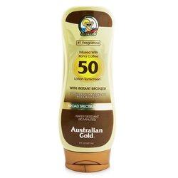 金色澳洲  速效美黑防晒乳SPF50  237ml/8oz