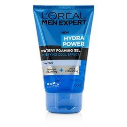 L'Oreal Men Expert Hydra Power Watery Foaming Gel  100ml/3.4oz