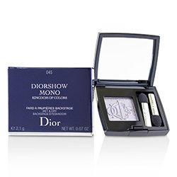 クリスチャンディオール Kingdom of Colors Diorshow Mono Wet & Dry Backstage Eyeshadow (Limited Edition) - # 045 Fairy Grey  2.1g/0.07oz
