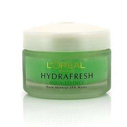 L'Oreal Dermo-Expertise Hydrafresh All Day Hydration Aqua Gel - For All Skin Types (Unboxed)  50ml/1.7oz