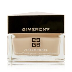 Givenchy L'Intemporel Global Youth Silky Sheer Cream - For All Skin Types  50ml/1.7oz