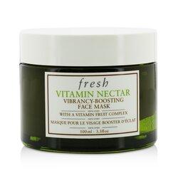 Fresh Mascarilla Facial Impulsadora de Vibración de Néctar de Vitamina  100ml/3.3oz