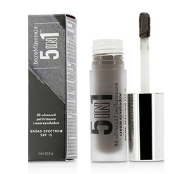 BareMinerals BareMinerals 5 In 1 BB Advanced Performance Cream Eyeshadow Primer SPF 15 - Smoky Espresso  3ml/0.1oz