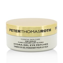 Peter Thomas Roth 24K Gold Hydra-Gel Eye Patches  30 Pairs