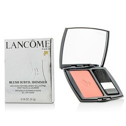 Lancome Blush Subtil Shimmer - No. 130 Shimmer Peach Lingerie (US Version)  5.1g/0.18oz