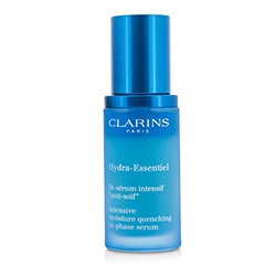 Clarins Hydra-Essentiel Intensive Moisture Quenching Bi-Phase Serum  30ml/1oz