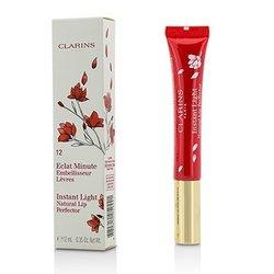 Clarins Eclat Minute Instant Light Perfeccionante de Labios Natural - # 12 Red Shimmer  12ml/0.35oz