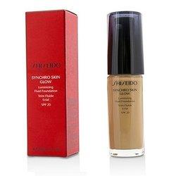 Shiseido Synchro Skin Glow Luminizing Fluid Foundation SPF 20 - # Rose 5  30ml/1oz