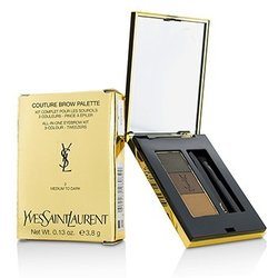 圣罗兰  Couture Brow Palette - #2 Medium To Dark  3.8g/0.13oz
