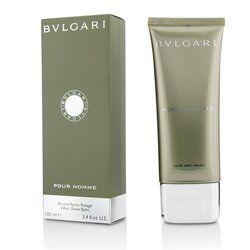 Bvlgari Pour Homme After Shave Balm  100ml/3.4oz