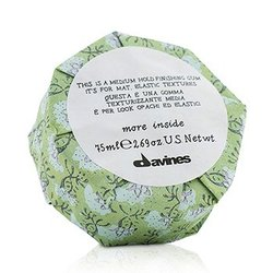 Davines More Inside This Is A Medium Hold Finishing Gum (For Mat, Elastic Textures)  75ml/2.69oz