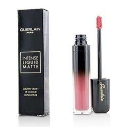 Guerlain Intense Liquid Matte Creamy Velvet Lipcolour - # M65 Tempting Rose  7ml/0.23oz