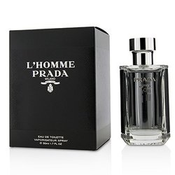 Prada L'Homme Eau De Toilette Spray  50ml/1.7oz