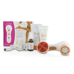 Clarisonic Pedi Sonic Foot Transformation Kit: Pedi-Buff 177ml + Pedi-Balm 100g + Foot Renewing Peel 30ml + Pedi Device + Smoothing Disc + Brush Head + Charger  7pcs