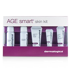 Dermalogica Age Smart Skin Kit (1x Cleanser, 1x HydraMist, 1x Recovery Masque, 1x Skin Recovery SPF 50, 1x Power Firm)  5pcs
