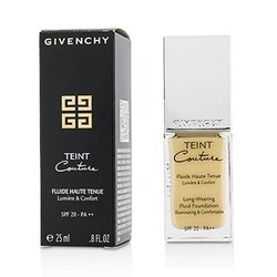Givenchy Teint Couture Long Wear Fluid Foundation SPF20 - # 1 Elegant Porcelain  25ml/0.8oz