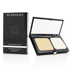 Givenchy Matissime Velvet Radiant Mat Powder Foundation SPF 20 - #01 Mat Porcelain  9g/0.31oz
