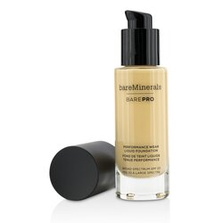 BareMinerals BarePro Performance Wear Liquid Foundation SPF20 - # 05 Sateen  30ml/1oz