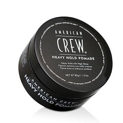 American Crew Men Heavy Hold Pomade (Heavy Hold with High Shine)  85g/3oz