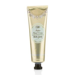 Sabon Butter Hand Cream - Delicate Jasmine  75ml/2.6oz
