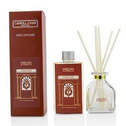 The Candle Company Difusor de Caña - Sugar Plums (Sugar Plum, Mandarin Orange & Candy Cane)  100ml/3.38oz