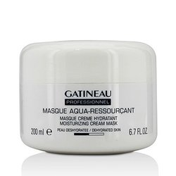 Gatineau Aquamemory Masque Aqua-Ressourcant Moisturizing Cream Mask - Dehydrated Skin (Salon Size)  200ml/6.7oz