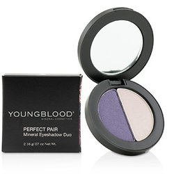 Youngblood Perfect Pair Mineral Eyeshadow Duo - # Desire  2.16g/0.07oz