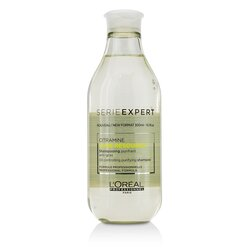 L'Oreal Professionnel Serie Expert - Pure Resource Citramine Oil Controlling Purifying Shampoo  300ml/10.1oz