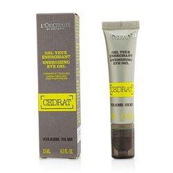 לאוקסיטן Cedrat Energizing Eye Gel  15ml/0.5oz