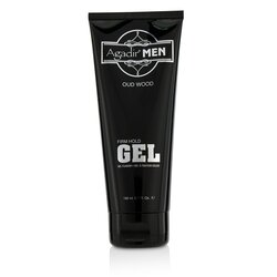 Agadir Argan Oil Agadir Men Oud Wood Firm Hold Gel  198ml/6.7oz
