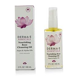Derma E Essentials Nourishing Rose Cleansing Oil  60ml/2oz