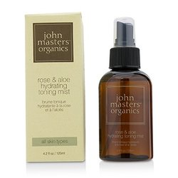 John Masters Organics Rose & Aloe Hydrating Toning Mist  125ml/4.2oz