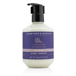 Crabtree & Evelyn Lavender & Espresso Calming Hand Therapy  250ml/8.64oz