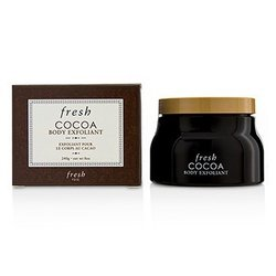 Fresh Cocoa Body Exfoliant  240g/8oz