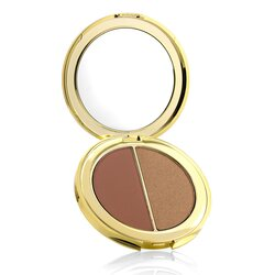 Tarte Blush And Glow Blush & Highlighter - # Rose Gold  2x3g/0.105