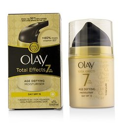 Olay Total Effects 7 in 1 Age Defying Moisturiser SPF 15  37ml/1.23oz