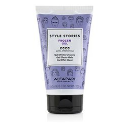 AlfaParf Style Stories Frozen Gel (Extra Strong Hold)  150ml/5.3oz