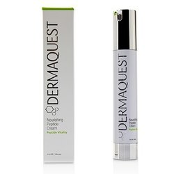 DermaQuest Peptide Vitality Nourishing Peptide Cream  28.3g/1oz