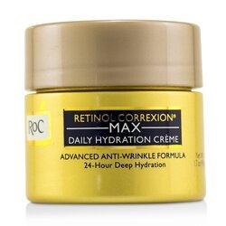 ROC Retinol Correxion Max Daily Hydration Cream  48g/1.7oz