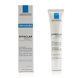 理肤泉  Effaclar Duo (+) Corrective Unclogging Care Anti-Imperfections Anti-Marks (Exp. Date: 11/2018)  40ml/1.35oz
